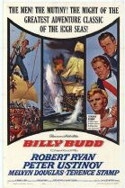 Billy Budd 1962 DVD - Robert Ryan / Peter Ustinov